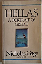 Hellas: A Portrait of Greece by Nicholas…
