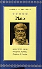 Selected Writings from Protagoras,…