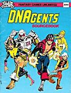 DNAgents Sourcebook (Villains and…