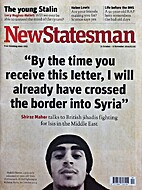 New Statesman, 6 November 2014