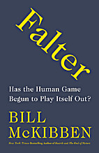 Falter: Has the Human Game Begun to Play…
