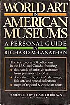 World Art in American Museums: A Personal…