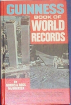 Guinness Book of World Records 1972 by ROSS…