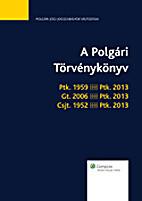 A Polgári Törvénykönyv 1959 > 2013 by…