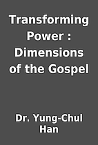 Transforming Power : Dimensions of the…