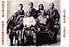 Pueblo Governors Circa 1930 by Lee Trujillo