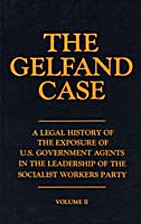 The Gelfand Case - A Legal History of The…