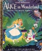 Alice in Wonderland Meets the White Rabbit…