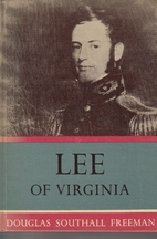 Lee of Virginia by Douglas Southall Freeman