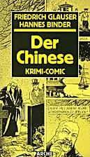 Der Chinese, Krimi-Comic by Friedrich…
