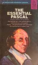 The essential Pascal by Blaise Pascal