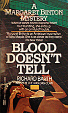 Blood Doesn't Tell by Richard Barth