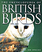 The Encyclopedia of British Birds by Donald…