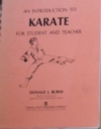 An Introduction To Karate For Student And…