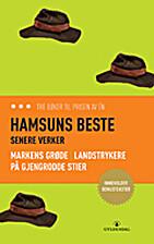 Hamsuns beste : senere verker by Knut Hamsun