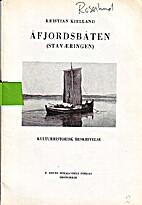 Åfjordsbåten (Staværingen) by Kristian…