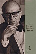 The Daniel J. Boorstein Reader by Daniel…