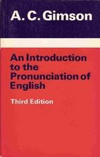 An Introduction to the Pronunciation of…