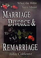What the Bible says about marriage, divorce…