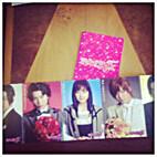 花より男子F Postcard Set