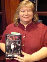 Author photo. Toni L. P. Kelner