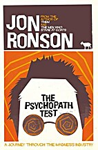 The Psychopath Test: A Journey Through the…