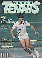 World Tennis 1985-08 by World Tennis…