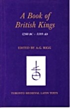 A Book of British Kings 1200 Bc-1399 Ad:…