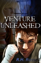 Venture Unleashed (The Venture Books) by R.…