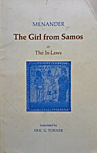 The Girl from Samos by Menander