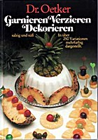 Garnishing by Dr. Oetker