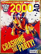 2000 AD # 1884