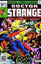 Doctor Strange 2nd series, #22 by Marv…