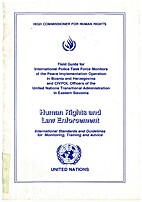 Human Rights and Law Enforcement