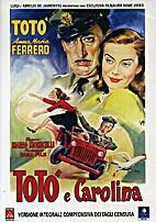 Totò e Carolina. DVD by Totò