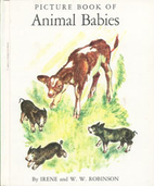 Picture book of animal babies by Irene B.…