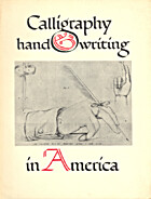 Calligraphy and Handwriting in America…
