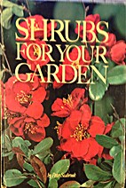 Shrubs for your garden by Peter Seabrook