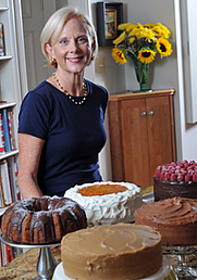 Author photo. Anne Byrn
