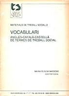 Vocabulari anglès-català-castellà de…