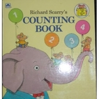 Richard Scarry's Counting Book by Richard…
