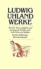 Werke Band IV : Wissenschaftliche und…