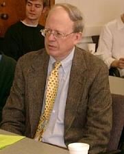 Author photo. William J. Poser