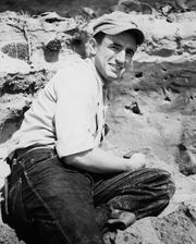 Author photo. Robert C. Suggs in 1956