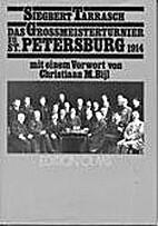 St. Petersburg 1914: International chess…