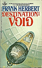 Destination: Void by Frank Herbert