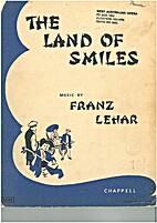 The land of smiles : [vocal score] by Franz…