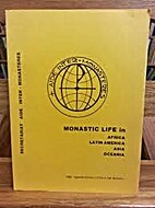 Monastic life in Africa, Latin America,…