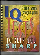 IQ Tests to Keep You Sharp by Philip J.…