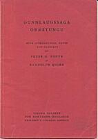 Gunnlaugssaga Ormstungu by Peter…